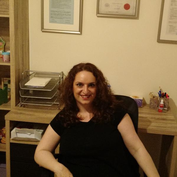 παιδοψυχίατρος Αναστασία Βασιλακοπούλου